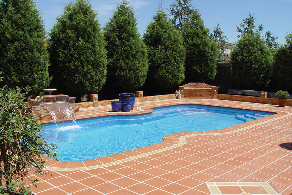 Benbec Fibreglass Pool 1