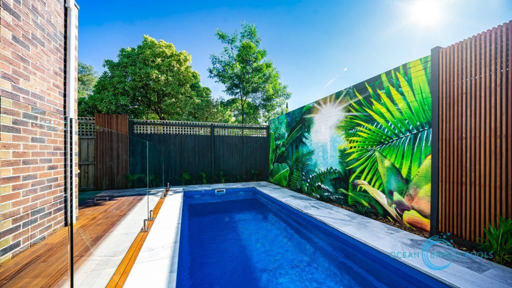 Pool Colour: Bora Bora