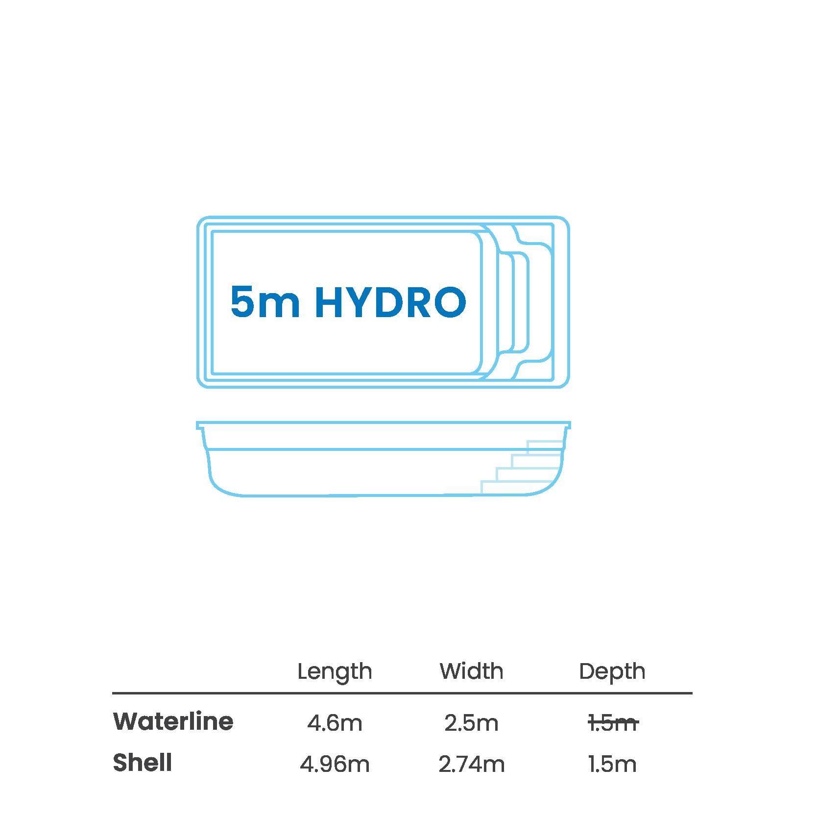 Hydro-5m